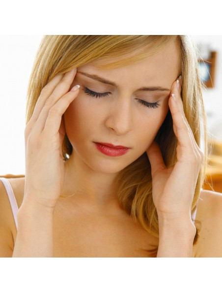 MidoGEM Forte GC25 Bio - Mal de tête en spray 10 ml - Herbalgem