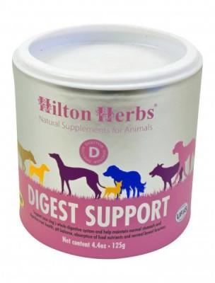 Digest Support - Digestion du chien 125g - Hilton Herbs