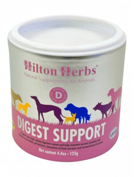 Digest Support - Digestion du chien 125g - Hilton Herbs