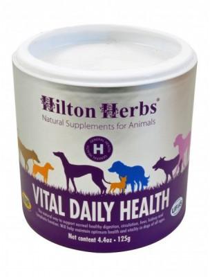 Vital Daily Health - Santé optimale du chien 125g - Hilton Herbs