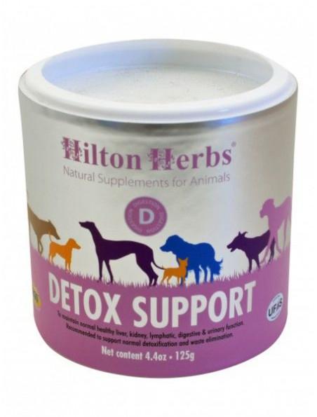 Detox Support - Détoxination du chien 125g - Hilton Herbs