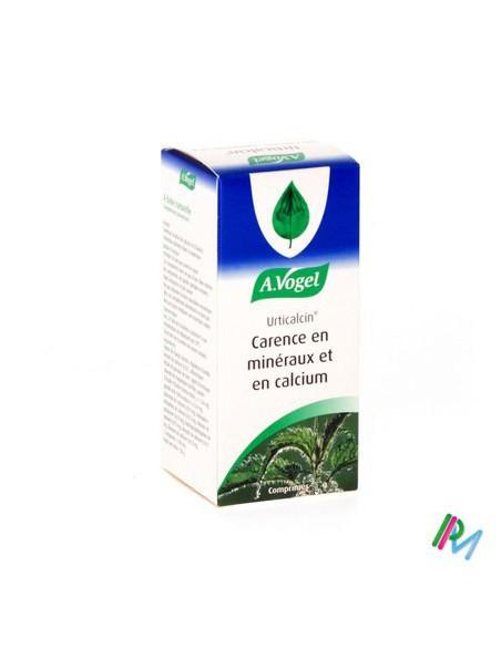 Urticalcin - Carence en minéraux et calcium 200 comprimés - A.Vogel