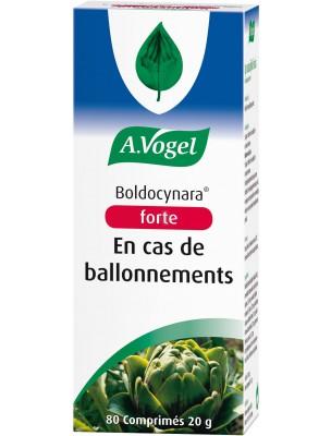 Boldocynara Forte - Ballonnements 80 comprimés - A.Vogel