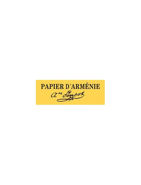 Bougie d'Arménie - Parfum inimitable 220g - Papier d'Arménie