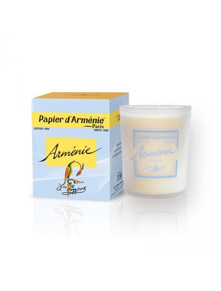 Bougie D Armenie Parfum Inimitable 220g Papier D Armenie