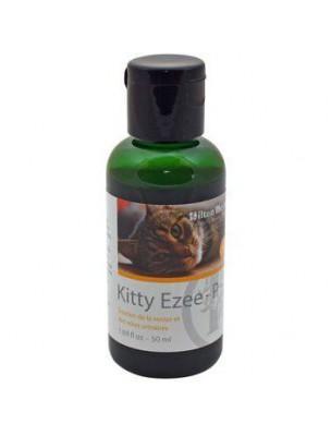 Kitty Ezee-P - Soutien des voies urinaires des chats 50 ml - Hilton Herbs