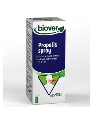 Spray Bio à la Propolis et aux plantes - Respiration 23 ml - Biover
