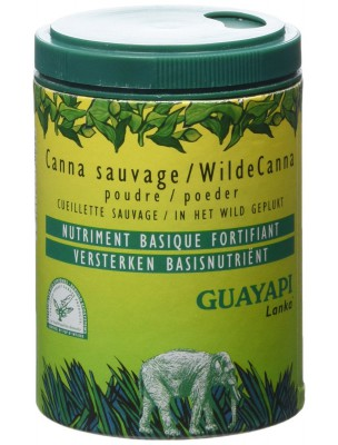 Canna sauvage - Fortifiant en poudre 50 g - Guayapi