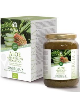 Aloé arborescens Bio sans alcool - 750 ml - Teo Natura