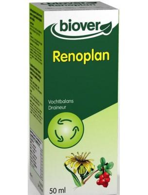 Renoplan Bio - Gouttes de plantes soutenant l'élimination 50 ml - Biover
