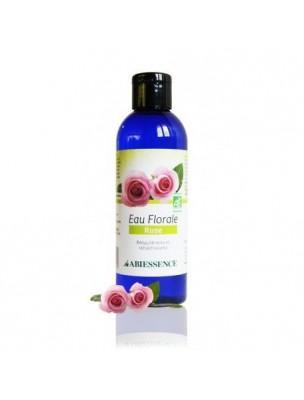 Rose de Damas Bio - Hydrolat (eau florale) 200 ml - Abiessence