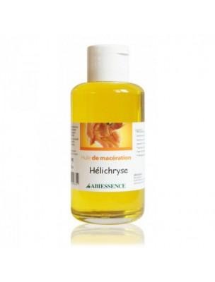 Hélichryse (Immortelle) Bio - Huile de macération d'Helichrysum italicum 50 ml - Abiessence