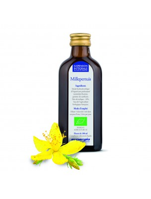 Millepertuis Bio - Suspension Intégrale de Plante Fraîche (SIPF) 100 ml - Synergia