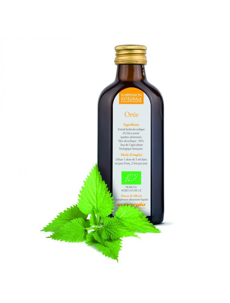 Ortie Bio - Suspension Intégrale de Plante Fraîche (SIPF) 100 ml - Synergia