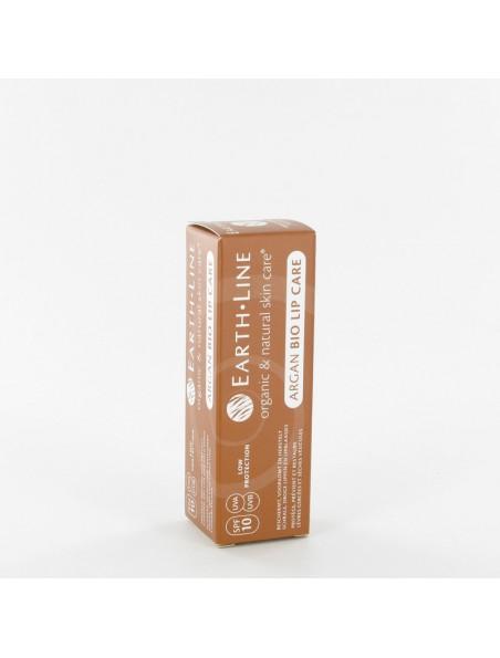 Crème solaire Argan lèvres – 10 ml – Earth Line