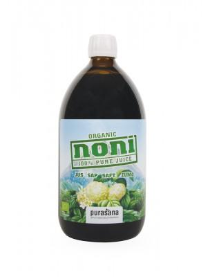 Jus de Noni Bio - Vitalité 1 litre - Purasana