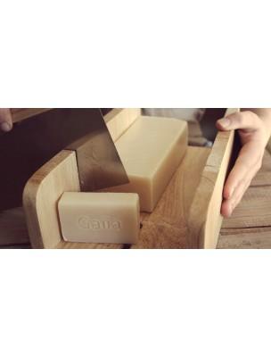 Boîte à Savons - En inox dans son pochon de lin - Gaiia®