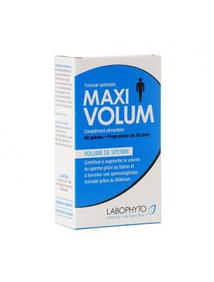 Maxi Volum - Volume de sperme 60 gélules - LaboPhyto