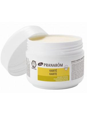 Beurre de Karité Bio - Soin du corps et des cheveux 100 ml - Pranarôm