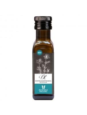 Cumin noir d'Egypte Bio - Huile végétale première pression à froid 100 ml -...