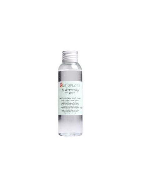 Glycérine végétale 98-101% - Pour adoucir votre peau et vos cheveux 100 ml - Bioflore