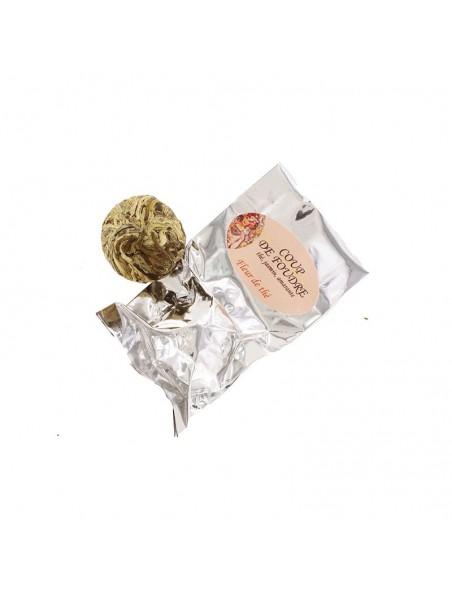 Coup de foudre Fleur de thés - Thé, jasmin, amarante