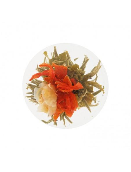 Fleur de Lily Fleur de thés - Lys, Thé blanc, Camélia