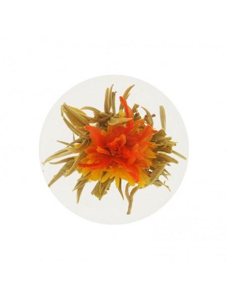 Soleil Levant Fleur de thés - Thé blanc, Souci, Lys