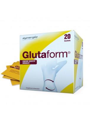 Glutaform - Digestion et Immunité 20 sachets - Synergia