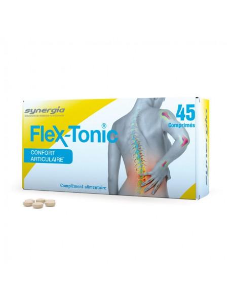 Flex Tonic - Confort articulaire 45 comprimés - Synergia