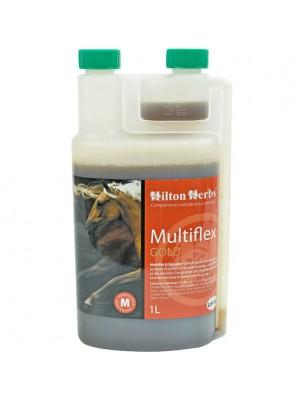 MultiFlex Gold - Souplesse & Articulations des chevaux 1 Litre - Hilton Herbs