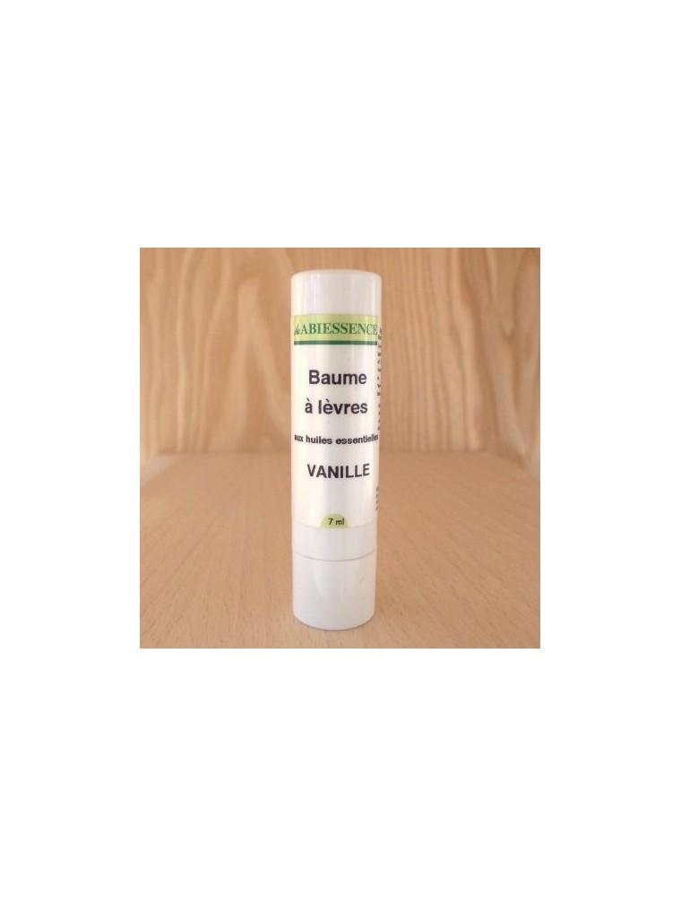Baume à lèvres Vanille - Stick 7 ml - Abiessence