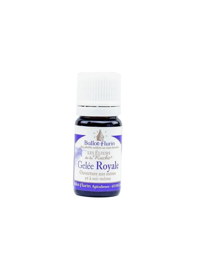 Elixir Gelée royale Bio - Ouverture aux autres et à soi-même 5ml - Ballot-Flurin