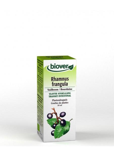 Bourdaine Bio - Transit Teinture-mère Rhamnus frangula 50 ml - Biover