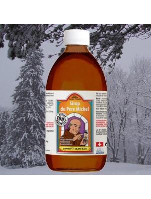 Sirop du Père Michel - Tonus & Vitalité 500 ml - Bioligo