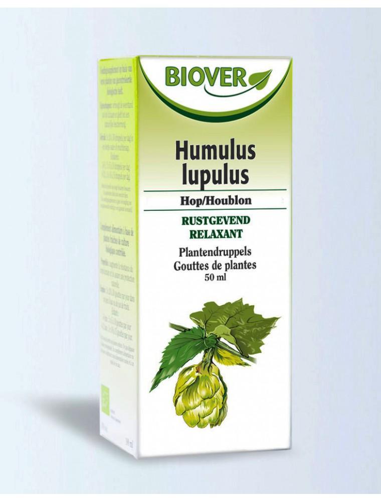 Houblon Bio - Sommeil Teinture-mère Humulus lupulus 50 ml - Biover