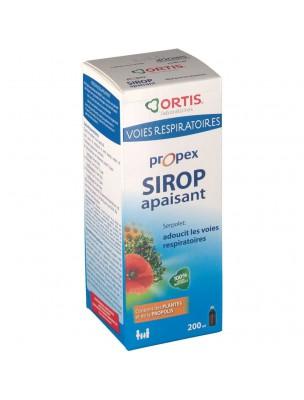 Sirop au Coquelicot Propex - Apaisant 200 ml - Ortis