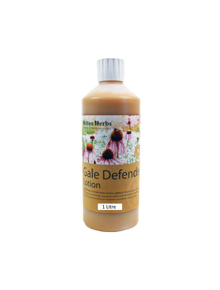 Gale Defender Lotion - Gale de boue & Bactéries 1 Litre - Hilton Herbs