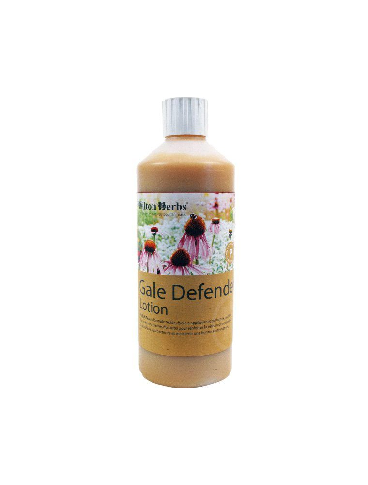 Gale Defender Lotion - Gale de boue & Bactéries 250ml - Hilton Herbs