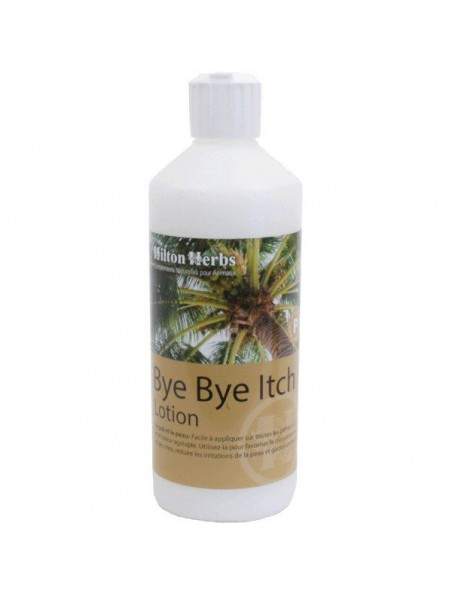 Bye Bye Itch - Démangeaisons Chiens & Chevaux 250ml - Hilton Herbs