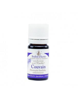 Elixir Couvain Bio - Harmonie familiale, enfantement 5 ml - Ballot-Flurin