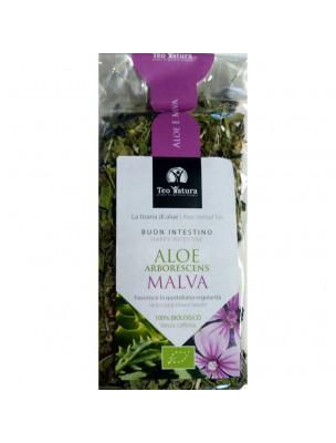 Aloé arborescens & Mauve Bio - Dépuratives 50 g - Teo Natura
