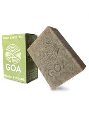 Goa Savon Ayurvédique - Savon Exfoliant 150 g - Gaiia