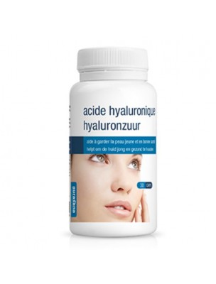 Acide Hyaluronique - Anti-rides 30 capsules - Purasana