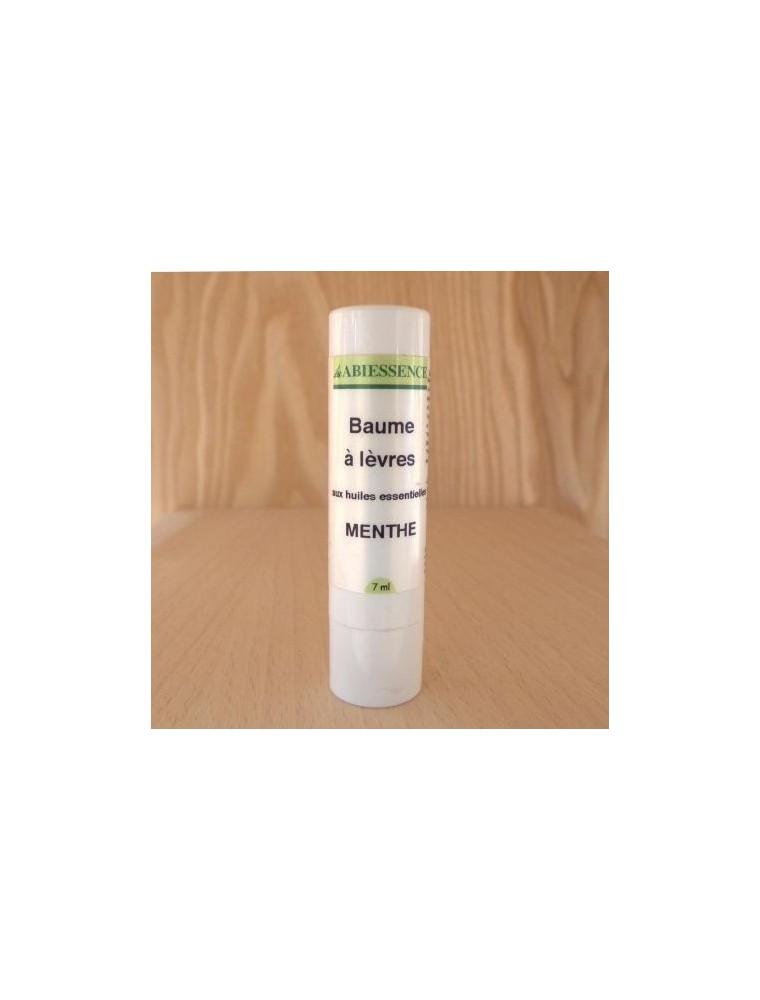 Baume à lèvres Menthe - Stick 7 ml - Abiessence