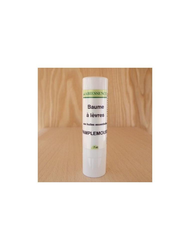 Baume à lèvres Pamplemousse - Stick 7 ml - Abiessence
