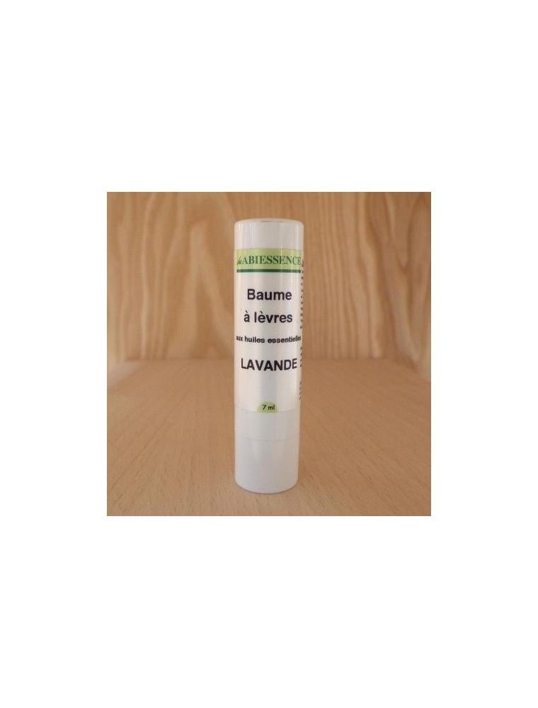 Baume à lèvres Lavande - Stick 7 ml - Abiessence
