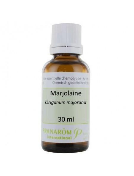 Marjolaine à coquilles - Huile essentielle Origanum majorana 30 ml - Pranarôm