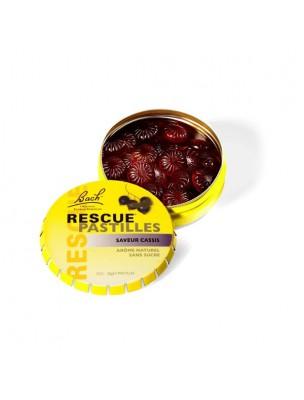Rescue Pastilles 50 g Cassis – Fleurs de Bach Original