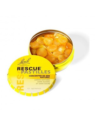 Rescue Pastilles 50 g Orange – Fleurs de Bach Original